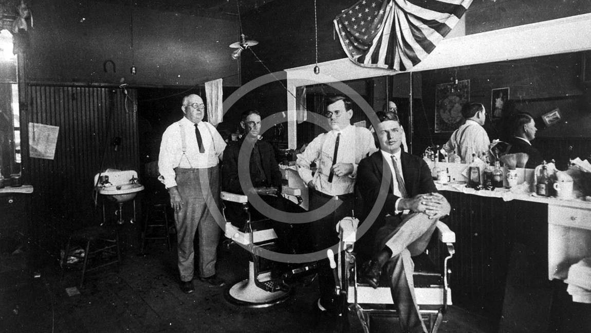 Evolution of Barbershops